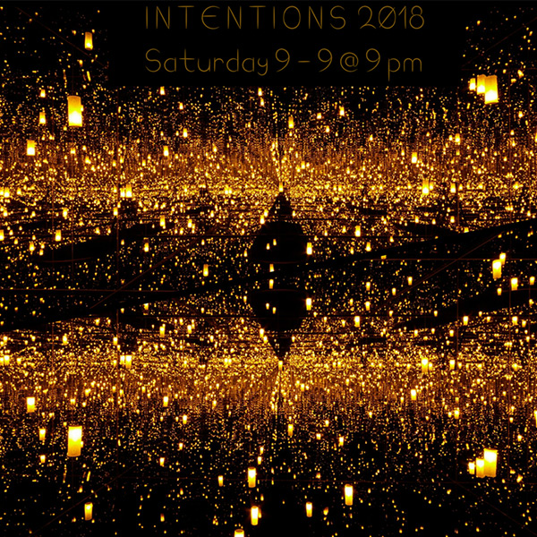 INTENTIONS 2018